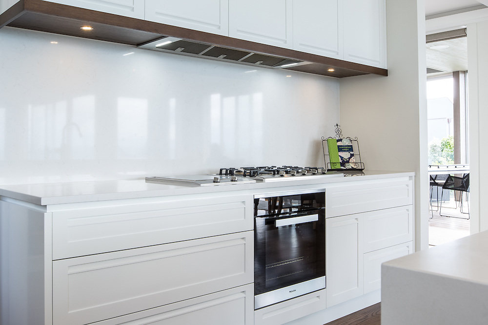 Boocock residence - Kitchen Link.  September 2015. Photo: Gareth Cooke / Subzero Images