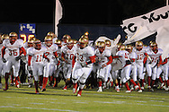 Lafayette High vs. Senatobia High in Senatobia, Miss. on Friday, October 21, 2011. Lafayette High won.