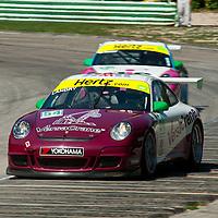 #54 Wright Motorsports Porsche GT3 Cup: Mitch Landry