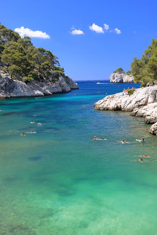 Calanque,Cassis,Provence-Alpes-Côte d'Azur,Provence France, Europe