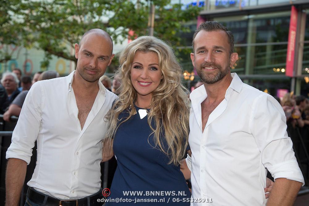 NLD/Amstelveen/20140610 - TROS Muziekfeest op het Plein 2014 Amstelveen, Brigitte Nijman en band