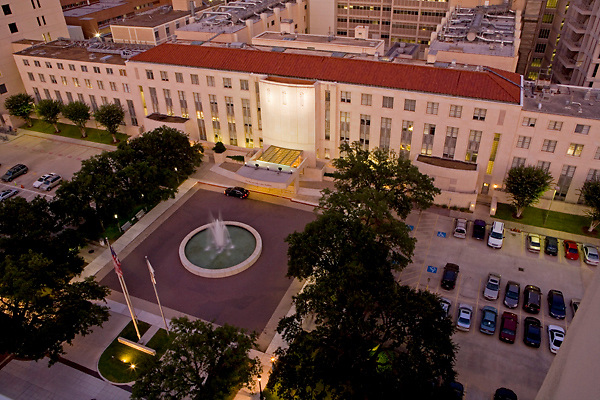 Baylor College of Medicine at the Texas Medical Center in Houston, Texas.