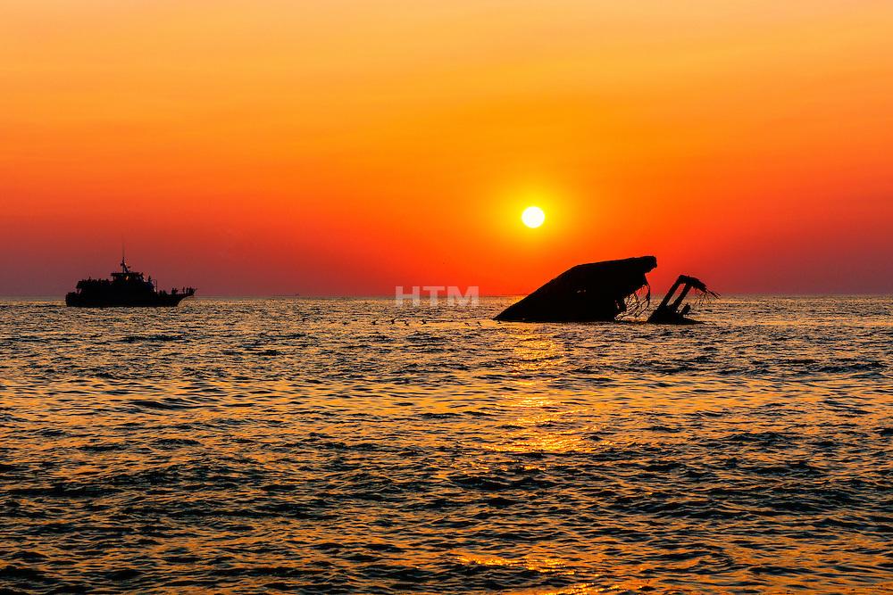 Famous Sunken Ships The Famous Sunken Ship Just