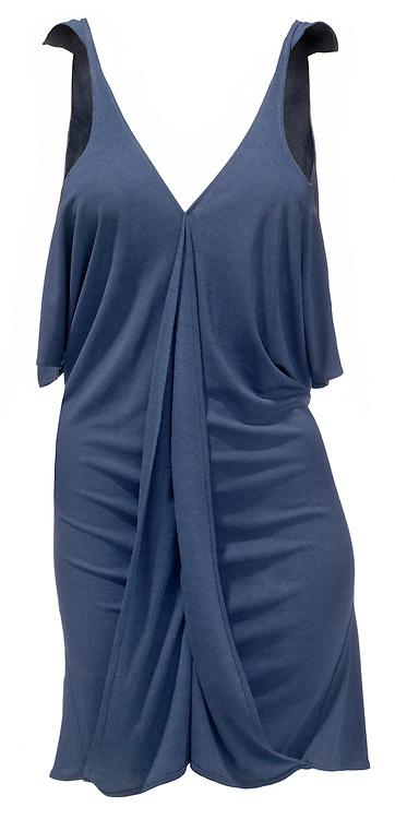 blue cotton lauren felton dress