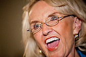 Jan Brewer Victory Party in Tucson