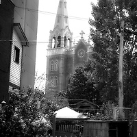 In the heart of Hintonburg standing proud is St-Francois d'Assise Church. Opening in 1891 this church has been faithfully serving it's neighborhood and city.