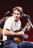 """Levon Helm 1989 of The Band hosting """"Midnight Soecial"""""""