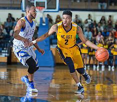 2016-17 A&T Men's Basketball vs Allen