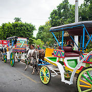 Parque Central / Granada, Nicaragua