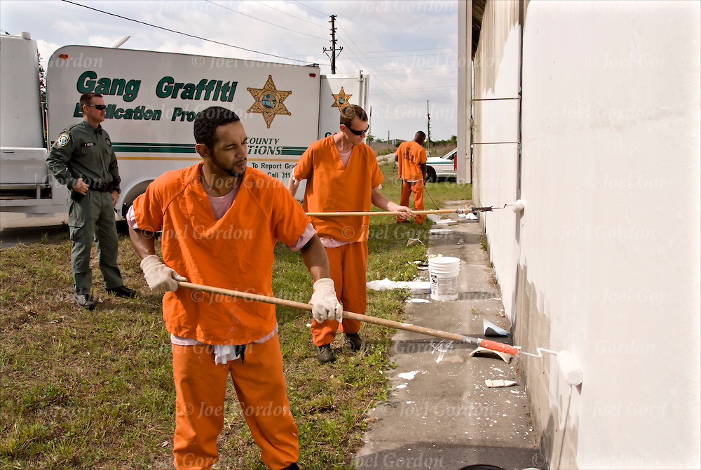 Jail & Inmate Services - OCFL