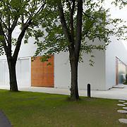 Franz Liszt Konzerthaus, Raiding.Architektur: Atelier Kempe Thill, Brands United