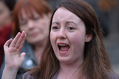 SEP 19 2014 Scotland Votes No to Independence