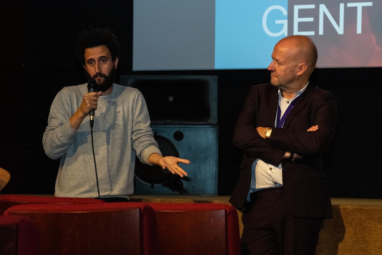 Film Fest Gent - Q&A The Unknown Saint