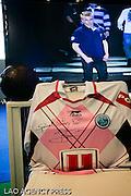 Le Hac se lance dans le prêt à porter Haut de gamme. En lançant sa première collection le 15 décembre 2008, le club aux couleurs ciel et marine se niche dans le sportwear haut de gamme. Premier club de Football à se diversifier dans le textile, le HAC se base sur une ligne basé sur son socle d'histoire.