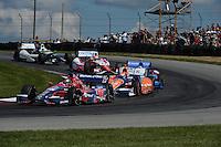 Marco Andretti, Honda Indy 200 at Mid Ohio, Mid Ohio Sports Car Course, Lexington, OH USA 08/04/13