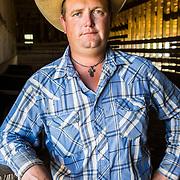 Clint Mazurkiewicz at Warren Ranch on Katy Prairie Conservancy; Katy; Texas