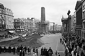 13/03/1966 Army Removes Nelson's Pillar