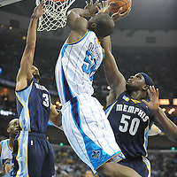 MEMPHIS GRIZZLIES VS NEW ORLEANS HORNETS 04.01.2011