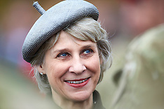 NOV 06 2013  Deputy Colonel-in-Chief HRH,The Duchess of Gloucester