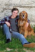 Jake Bognacki in Roseville CA, Monday, April 3, 2017.<br /> Photo Brian Baer