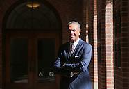 Tom Sayles, vice president, university relations at USC