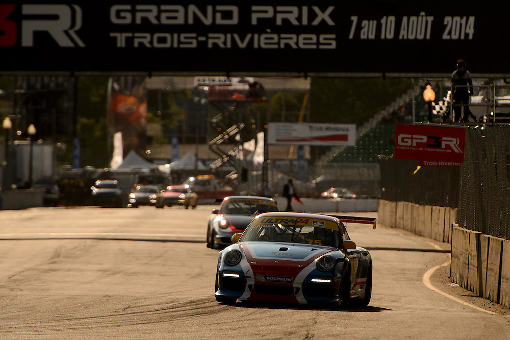 7-10 August, 2014, Trois-Rivieres, Quebec Canada<br /> 75, Jerimy Daniel, Gold, 2012 Porsche<br /> &copy;2014, Scott R LePage <br /> LAT Photo USA
