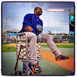 Yoenis Cespedes, 2015 World Series