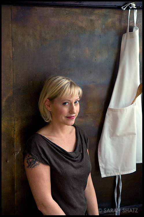 "Dalia Jurgensen, chef, author of ""Spiced"""
