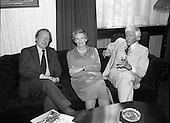 1980 - Jimmy Saville Meets Charles Haughey