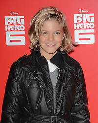Harry Hickles attends Big Hero 6 3D Gala Film Screening at The Odeon, Leicester Square, London on Sunday 18 January 2015