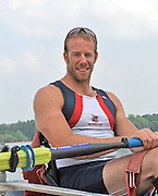 Caversham, Great Britain,  ASM 1X Andy HOUGHTON, GB Rowing Training centre. Tuesday  29/05/2012 . Adaptive Press Conference. [Mandatory Credit. Peter Spurrier/Intersport Images]