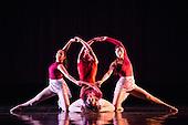 Santa Clara University Department of Theatre & Dance – Choreographers' Gallery Dress Rehearsal 1