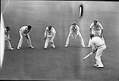 1963 - Ireland v. Leicester, Cricket at Sydney Parade.  C259.