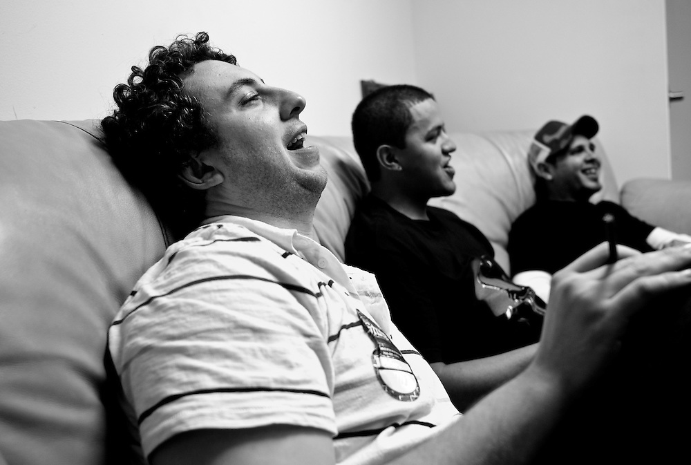 Backstage with SOJA @ The State Theater