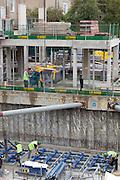 September 2011: Pembroke College Brewer Street Project