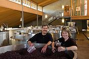 Penner-Ash winery, Willamette Valley, Oregon