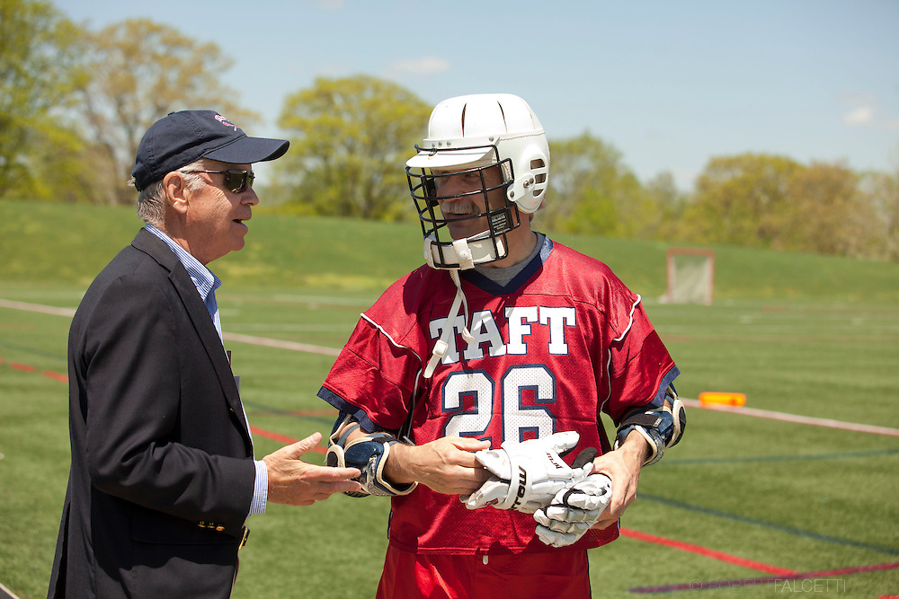 Taft School-May 17, 2014- Alumni Weekend- Alumni Lacrosse. (Photo by Robert Falcetti)