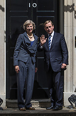 2016-07-26 Irish Taoiseach visits Prime Minister Theresa May in Downing Street