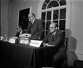 1970 - I.C.I. Press Conference regarding Paraquat weedkiller at the Royal Hibernian Hotel