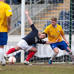Falkirk 4 v 0 Cowdenbeath, 6/4/2013.