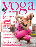 Yoga Journal Germany Cover May 2014