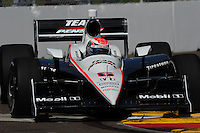 Ryan Briscoe, Honda Grand Prix of St. Petersburg,  Streets of St. Petersburg, FL  USA 3/28/2010