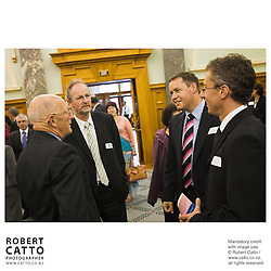 Charities Register Launch Event at the Parliament Buildings, Wellington, New Zealand.