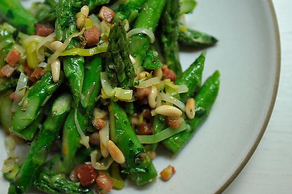 Absurdly Addictive Asparagus, FOOD52