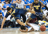 Basketball: NCAA 2015 California UCLA Basketball