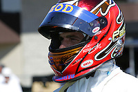 Patrick Carpentier at the Michigan International Speedway, Firestone Indy 400, July 31, 2005