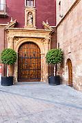 Murcia city in Spain, photo by Piotr Gesicki