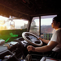 JAPANESE TRUCK DRIVER