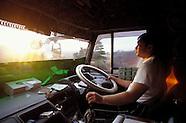 JAPANESE TRUCK DRIVER