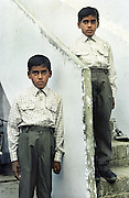 In a small village close to the Indian city of Allahabad there are 27 sets of identical twins, making it one of the largest rates of identical twins in the world - 2003